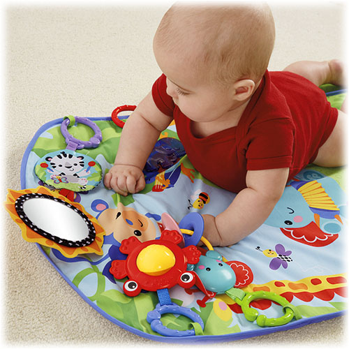 Centru activitati Kick and Play Piano Fisher-Price