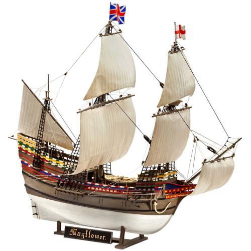 Corabie Mayflower Pilgrim