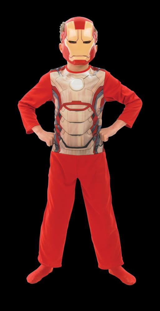 Costum baieti Iron Man 3