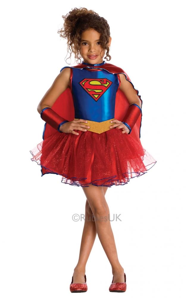 Costum de carnaval - SUPERGIRL