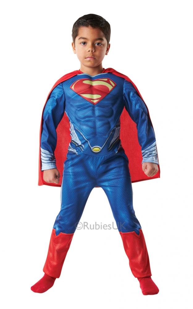 Costum de carnaval - SUPERMAN DELUXE