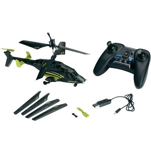 Elicopter Airscooter cu Telecomanda