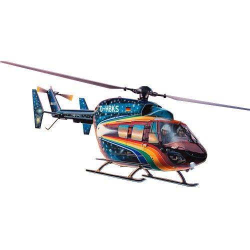 Eurocopter BK117 Space Design