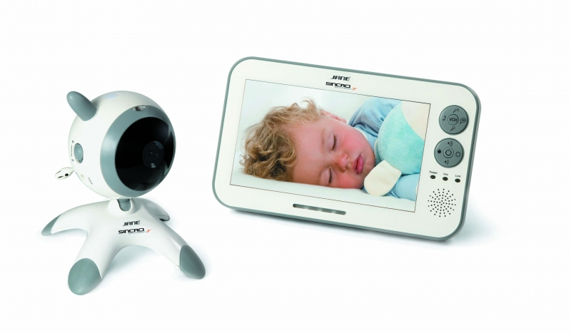 Interfon digital cu camera video Sincro