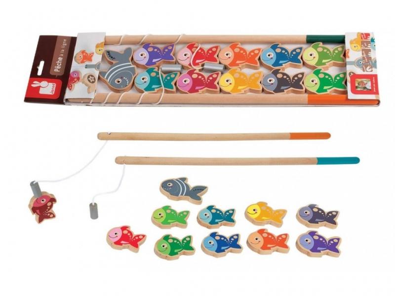 Joc din lemn - La pescuit (J03062)
