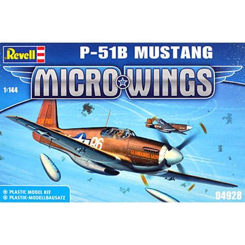 Kit Avion Mustang P-51B