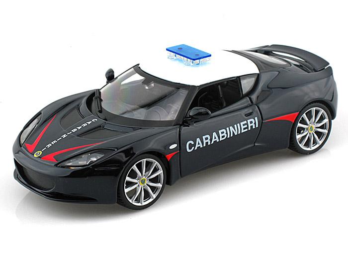 Lotus Evora Carabinieri