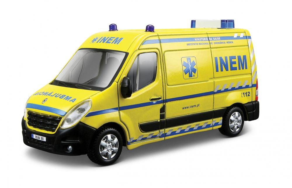 Masina Interventie Renault Master