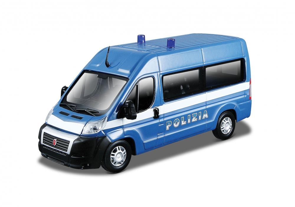 Masina Politie Fiat Ducato