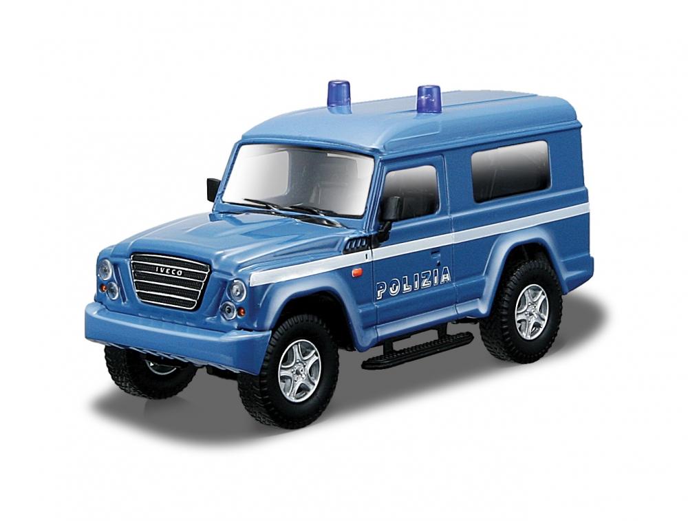 Masina Politie Iveco Massif