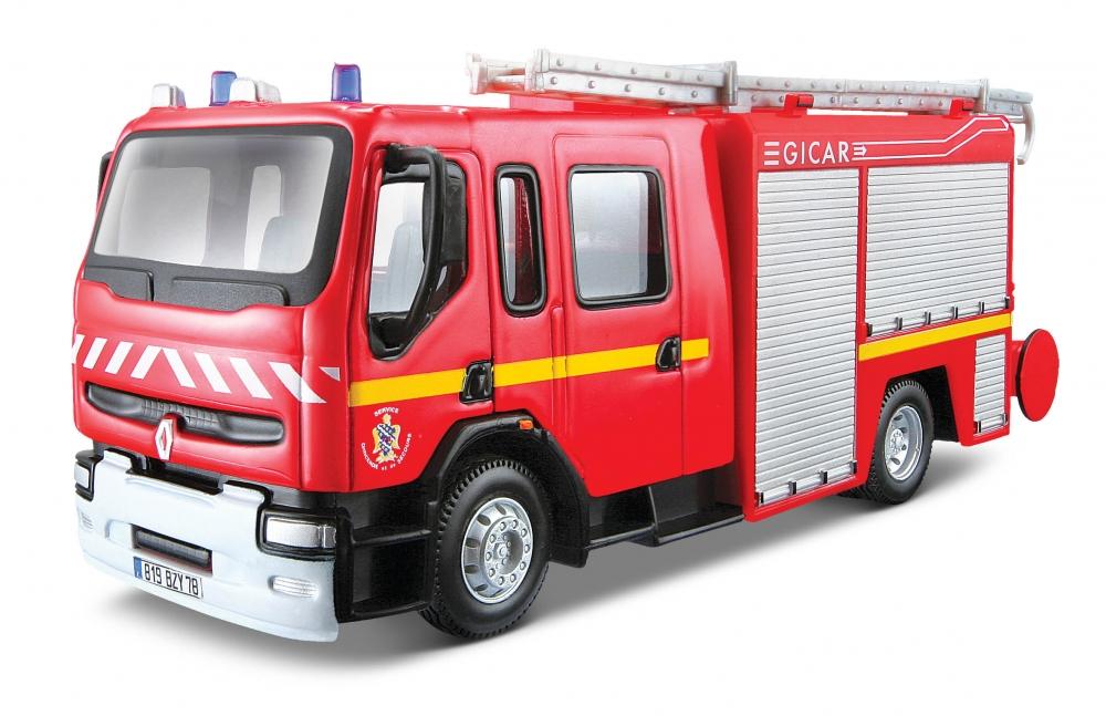 Poza Masina Pompieri Renault Premium