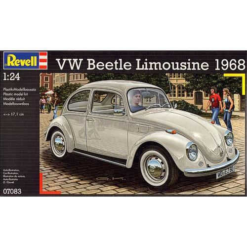 Masinuta VW Beetle Limousine 1968