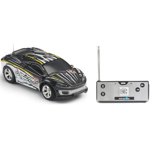 Mini Masinuta Neagra cu Telecomanda