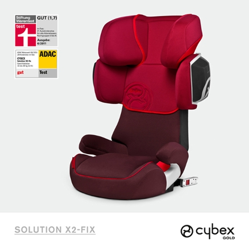 Scaun auto Isofix Cybex Solution X2 Fix