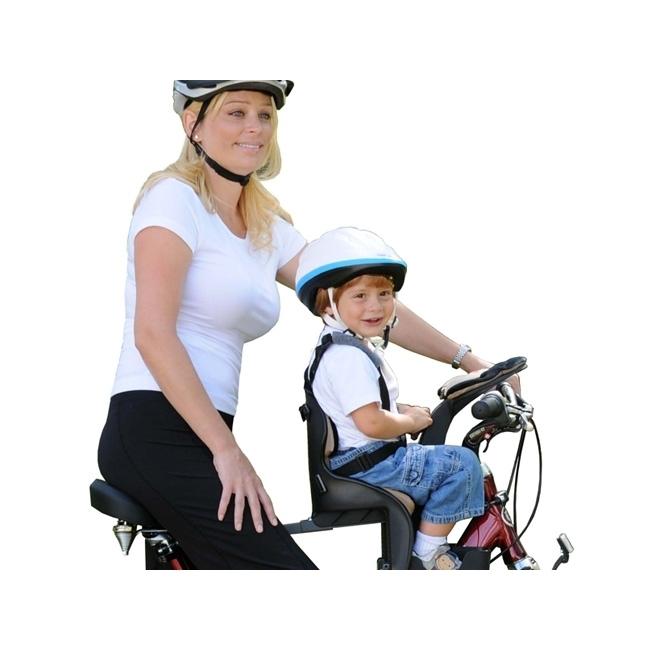 Scaun de bicicleta Deluxe cu Bara suplimentara WeeRide WR05