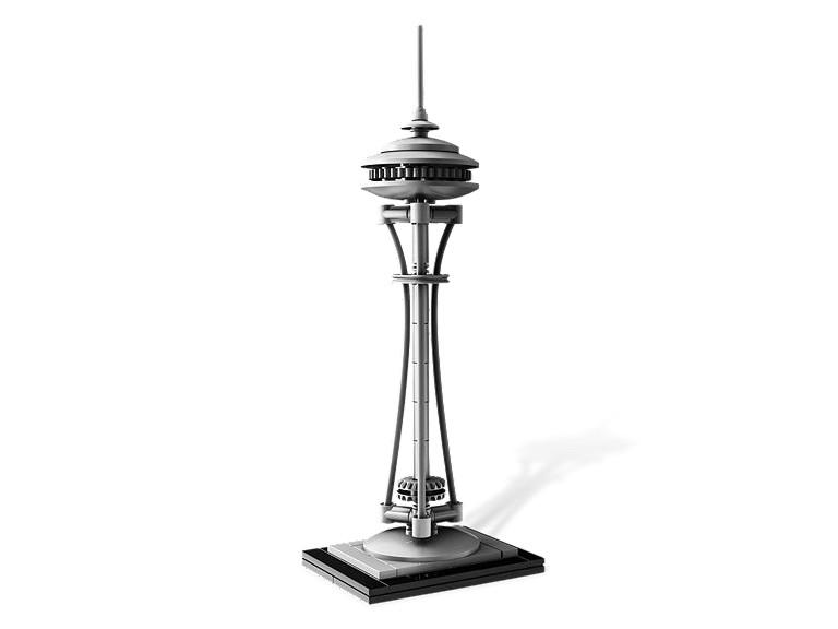 Seattle Space Needle (21003)