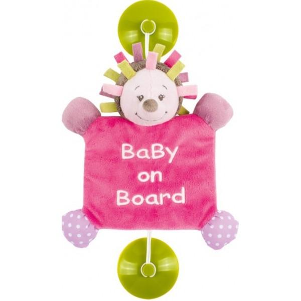 Semn De Avertizare Baby On Board Manon