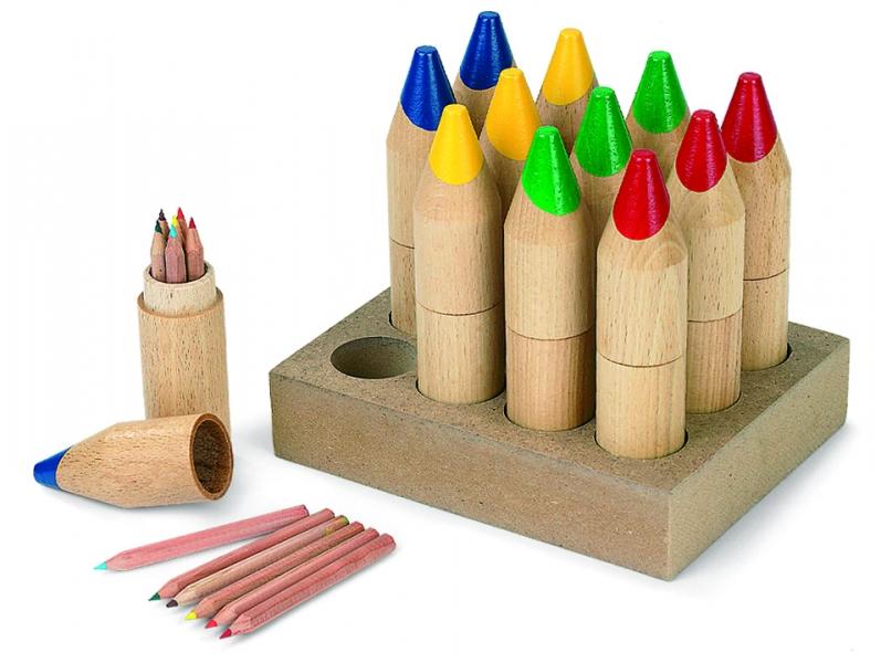 Set creioane pentru colorat (0)