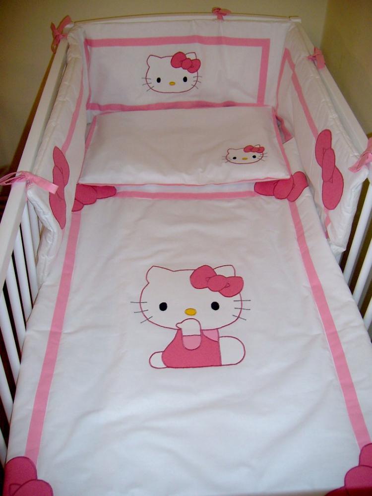 Set de pat Hello Kitty