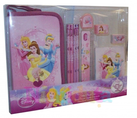 Set penar si rechizite Disney Princess
