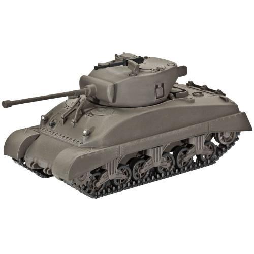 Tanc de Lupta M4A1 Sherman
