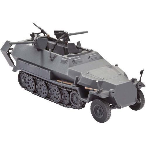 Tanc de Lupta SdKfz 25116 Ausf C