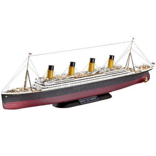 Vapor RMS Olympic 1911