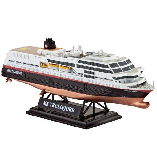 Vapor de Croaziera MS Trollfjord