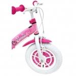 Bicicleta Stamp Barbie 12