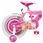 Bicicleta Stamp Barbie 16