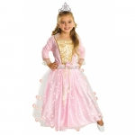 Costum de carnaval - ROSE PRINCESS