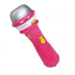 Microfon pentru karaoke cu lumini Bontempi