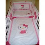 Protectie patut Hello Kitty