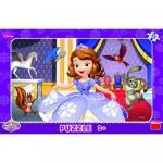 Puzzle - Printesa Sofia (15 piese)