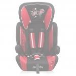 Scaun auto Baby Max Jett black&red 2014