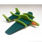 Set creativ - Asambleaza avionul
