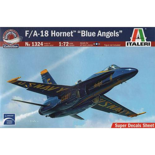 Avion FA-18 Hornet Blue Angels