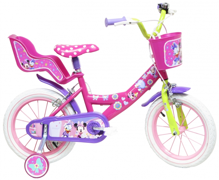 Bicicleta Denver Minnie Mouse Clubhouse 14 inch