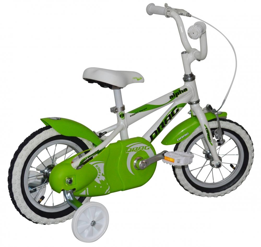 Bicicleta Drag Alpha 12 albverde