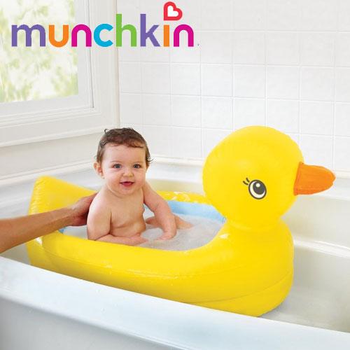 Cadita gonflabila Duck Munchkin
