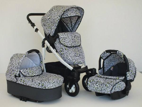 Carucioare copii Mystroll Safari, Premium design
