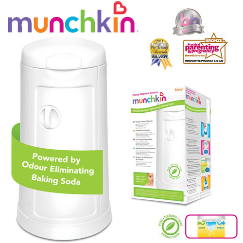 Cos pentru scutece Nappy Disposal System Munchkin