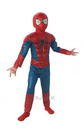 Costum de carnaval - SPIDERMAN DELUXE