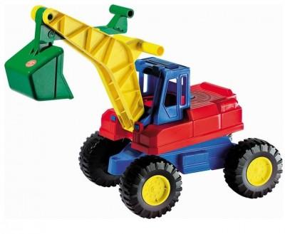 Excavator plastic 65 cm