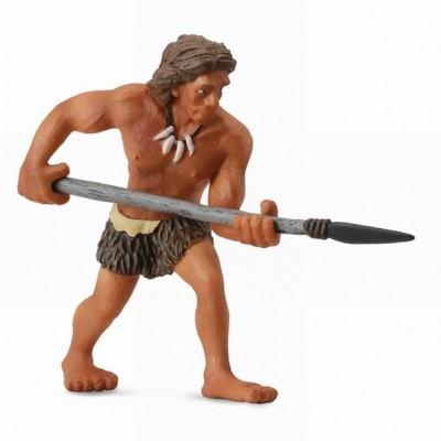 Figurina din plastic Barbat Neanderthal