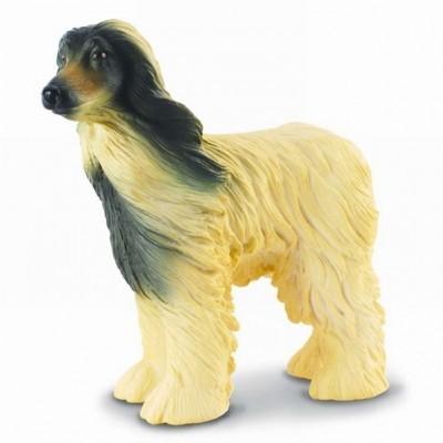 Figurine din plastic animale domestice Ogar Afgan