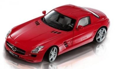 Macheta Mercedes-Benz SLS AMG