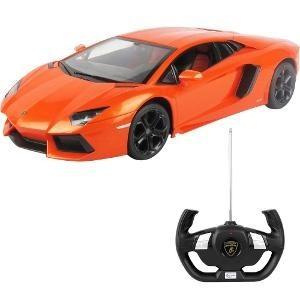 Masina cu telecomanda Lamborghini Aventador LP 700-4 baterii incluse 126
