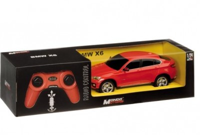Masinuta cu telecomanda BMW X6