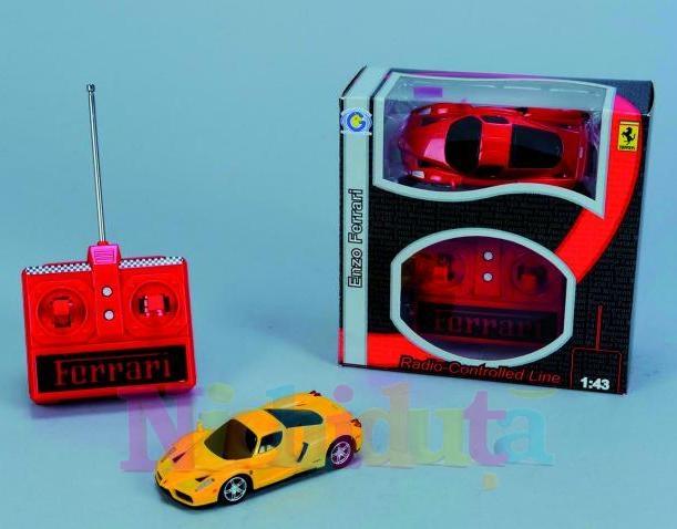 Imagine indisponibila pentru Masinuta cu telecomanda Ferrari